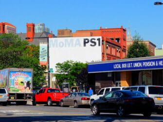 纽约长岛市 - MoMA PS1