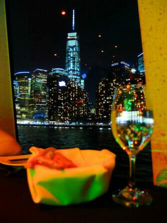 纽约游轮晚餐 - 世贸中心一号楼