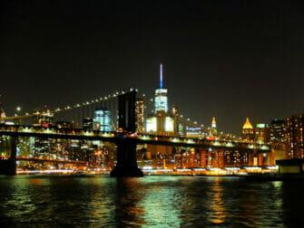 纽约游轮晚餐 - 天际线