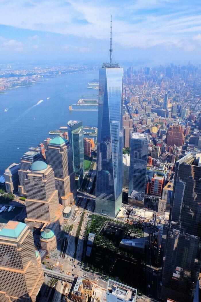 世贸中心一号楼 - 自由塔