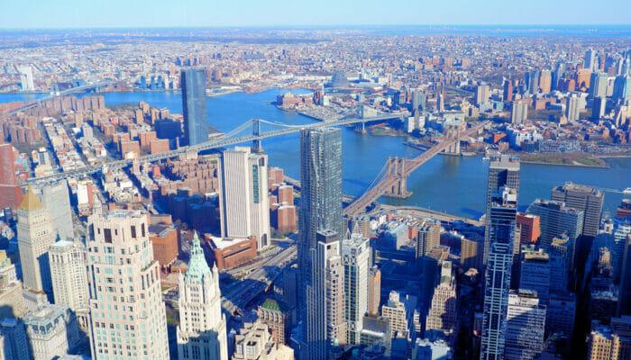 世贸中心一号楼观景台 - 景观