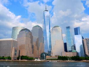 世贸中心一号楼观景台