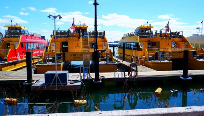 环线观光:随上随下观光游船 - 水上出租车
