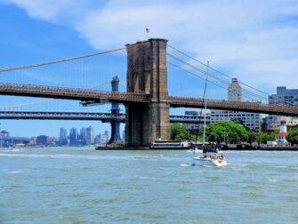 环线观光地标游轮 - 布鲁克林大桥