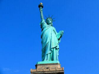 环线观光自由女神游轮 - 自由女神像