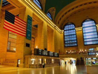 纽约曼哈顿中城 - 中央车站