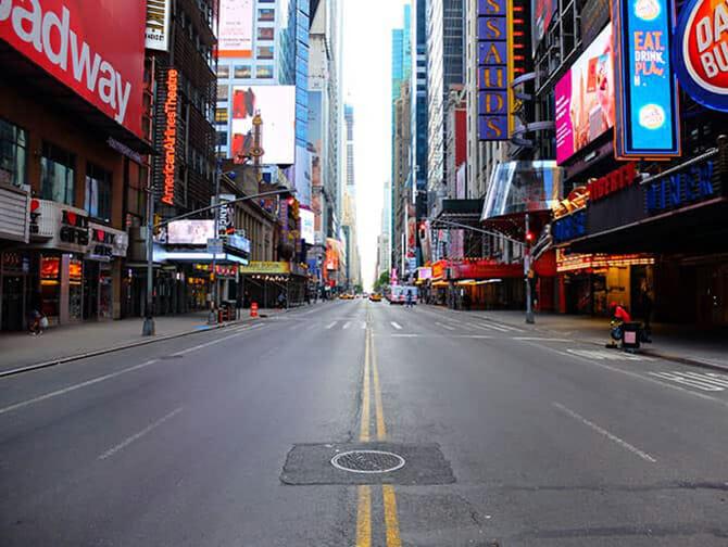 纽约曼哈顿中城