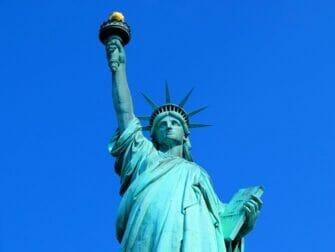 自由女神像和埃利斯岛之旅 - 自由女神像