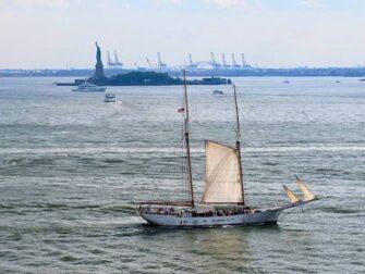 自由女神高桅帆船之旅 - 自由女神像
