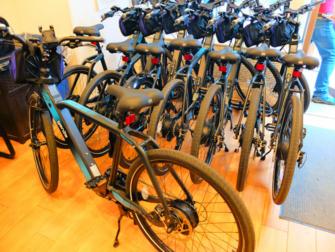 纽约的无障碍设施 - 电动自行车