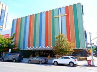 纽约哈林区 - 教堂