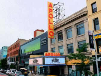 纽约哈林区 - 阿波罗剧院