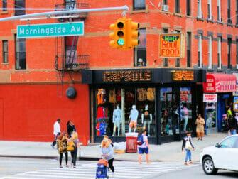 纽约哈林区 - 灵魂料理