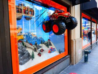 纽约梅西百货 - 展示橱窗