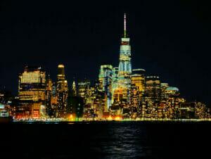 纽约游船自助晚餐