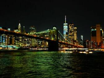 纽约游船自助晚餐 - 天际线