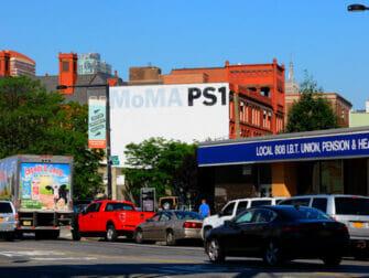 纽约皇后区 - MoMA PS1