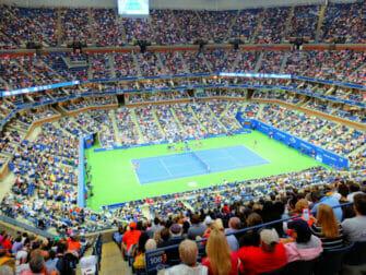 纽约皇后区 - 美国网球公开赛