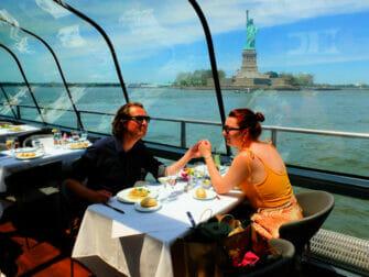 纽约情人节游船晚餐 - 自由女神像