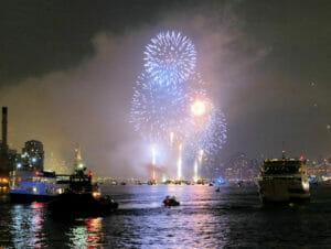 纽约节日游船