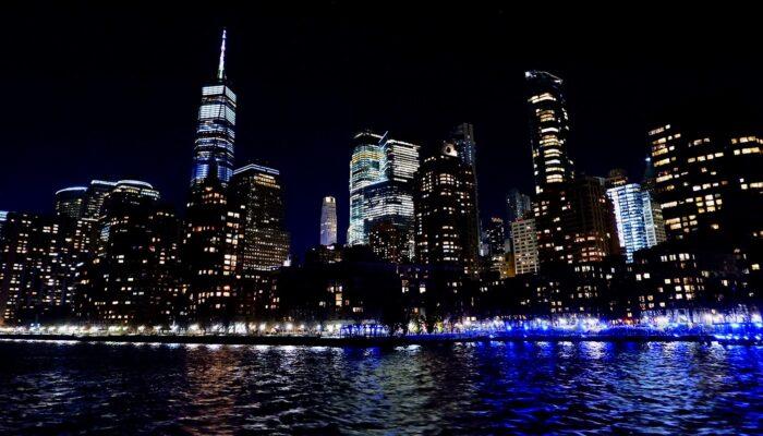 纽约感恩节游船晚餐