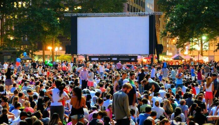 布莱恩公园免费电影 - 电影之夜