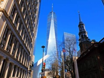 Freedom Tower / One World Trade Center - Downtown Manhattan自由塔/世界贸易中心一号楼 - 曼哈顿市区