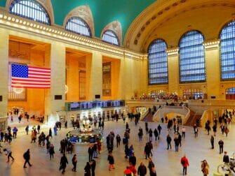 纽约中央车站 - 天文天幕