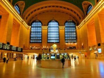 纽约中央车站 - 时钟