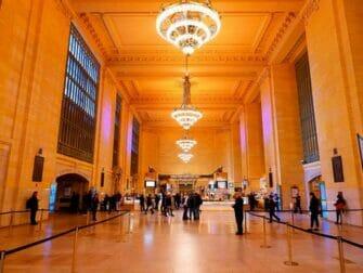 纽约中央车站 - 北方美食街