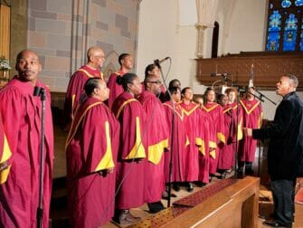纽约福音之旅 - 哈林福音唱诗班
