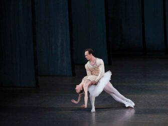 纽约芭蕾舞门票 - 珠宝