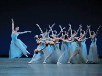 纽约芭蕾舞门票 - 小夜曲