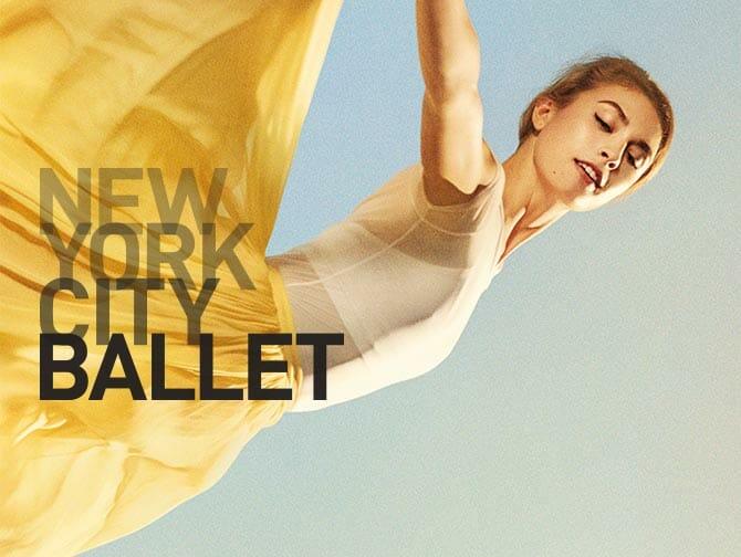 纽约芭蕾舞门票