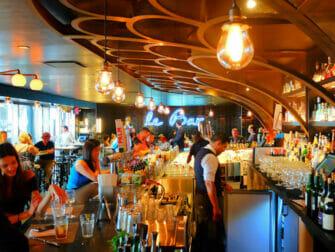 纽约的集市 - Le District集市的Le Bar