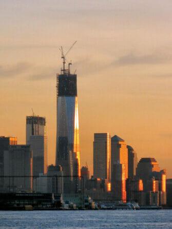 自由塔/世界贸易中心一号楼 - 建筑物