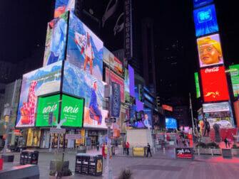 纽约时代广场 - 夜景