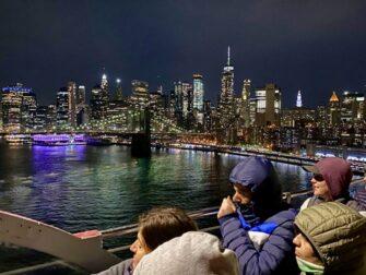 纽约Big Bus - 巴士夜游