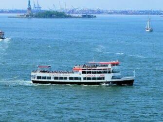 New York CityPASS 纽约城市通票 - 环线游轮