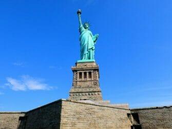 自由女神像 - 纽约自由岛