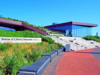 自由女神像 - 博物馆