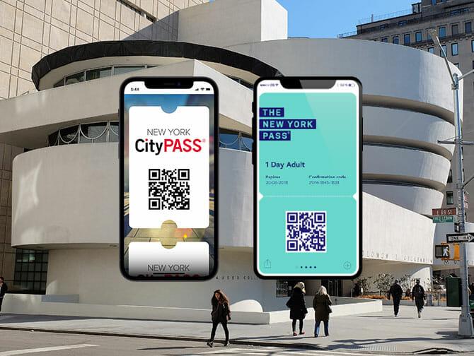 纽约城市通票和纽约通票的区别
