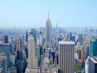峭石之巅观景台门票 - 遥望帝国大厦