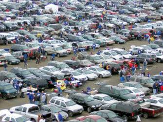 纽约巨人队门票 - 停车场