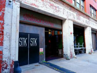 纽约最棒的汉堡 - STK