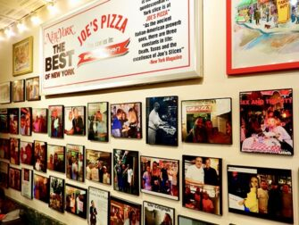 纽约最棒的披萨 - Joe's Pizza2