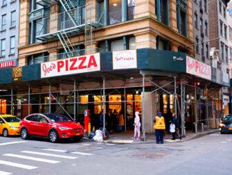 纽约最棒的披萨 - Joe's Pizza1