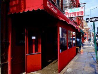 纽约最棒的披萨 - John's Pizzeria