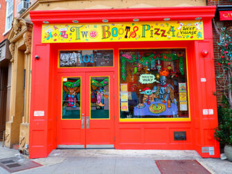纽约最棒的披萨 - Two Boots