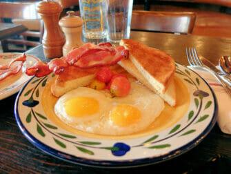 纽约的早餐 - Gemma早餐